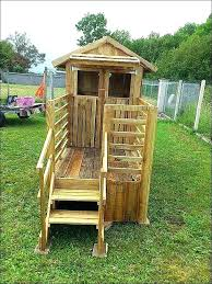 pallet playhouse easy playhouse easy playhouse pallet playhouse kids easy to build playhouse plans free pallet