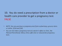 Planned Parenthood Doctors Note Unplanned Teen Pregnancy Ppt Download
