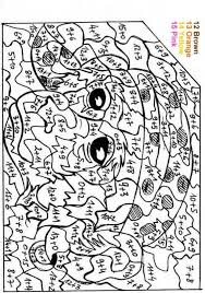 Small Picture Number Coloring Pages For Toddlers Children Coloring Coloring