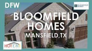 bloomfield homes at garden heights in mansfield tx