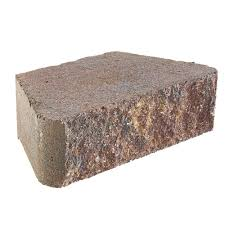 sierra blend concrete retaining wall block