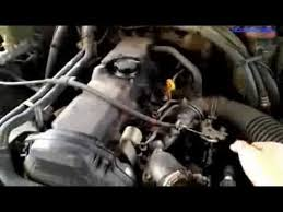 Toyota 3L Engine View - YouTube
