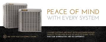 luxaire® heating air conditioning