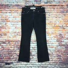 Levis 514 Womens Too Super Low Skinny Boot Cut Denim Jeans