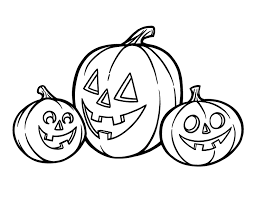 Small Picture Halloween Coloring Pages Jack O Lantern Hallowen Coloring pages