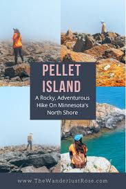 Maybe you would like to learn more about one of these? Pellet Island A Must Do Trek For The Adventurous Minnesotan The Wanderlust Rose