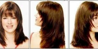 طريقة قص الشعر مدرج بنفسك بالصور غربيات موقع للمرأة العربية