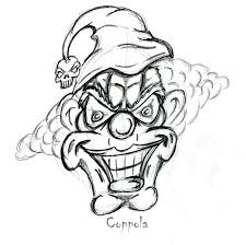 Pennywise The Clown Coloring Pages Coloring Pages Of The Clown