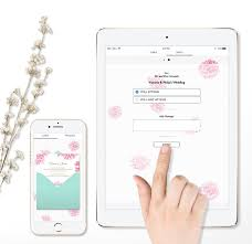 Online Invitations And Cards With Guest Management And Check In Services