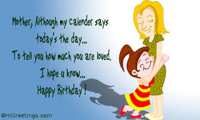 Send Ecards Family Wishes Birthday Wish For Mom