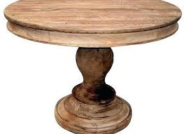 wood pedestal table base kits wood leg for table round