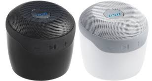 speakers compatible with alexa. jam audio voice portable speaker in black and white speakers compatible with alexa l