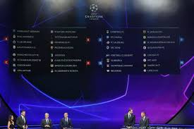 Champions League Chart 2019 2019 20 Uefa Champions League Group Stage Predictions