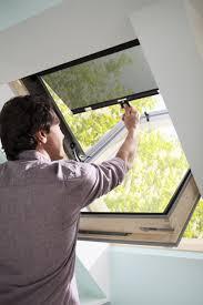 Sonnenschutz Am Dachfenster Ohne Bauliche Eingriffe Verbessern
