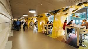 Office Interior Designers Dublin The Latest In Office Design From Google Studio Em
