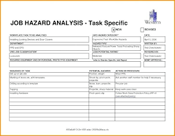Job Safety Analysis Template Free Classy Jsa Form Template Sheet Jsa Form Template Free Psychicnightsco