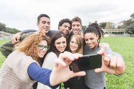 Teens Collage Social Media Use Among College Students And Teens Whats In