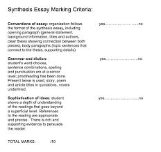 synthesis example essay sample of synthesis essay gxart synthesis example essay sample of synthesis essay gxart synthesis essay topic ideas explanatory synthesis essay examples ap synthesis essay review