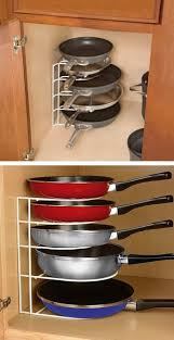 Kitchen Pan Storage 25 Clever Tricks To Make Your Home Feel Larger Than It Is
