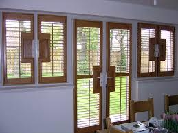 french or patio door window shutters