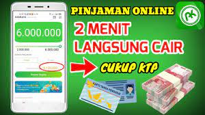 Cari pinjaman online cepat cair, bunga rendah tapi aman? Pinjaman Online Langsung Cair Bisa Pinjam Sampai 6 Juta Rupiah 100 Di Acc Youtube