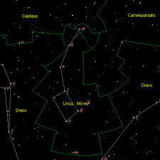 Star Distances From Earth Chart Ursa Minor Universe Today