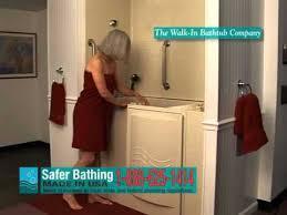 walk in bathtub tv commercial