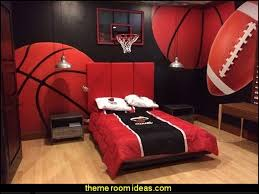 boys bedroom decorating ideas sports. Sports Bedroom Decorating Ideas Theme Boys Room Custom