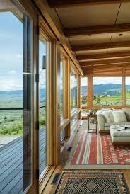 Design Associates Bozeman Modern Hilltop Home Boasts Jaw Dropping Views Of The Teton