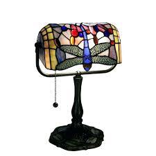 bankers desk lamp indoor 1 light dragonfly bronze banker desk lamp bankers desk lamps uk