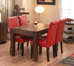 Pier One Kitchen Table Cool Kitchen Table Sets Dining Room Cherry And White Finish Wood