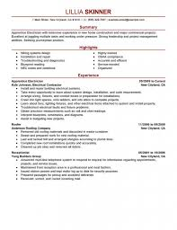 examples of resumes sample electrical technician resume pdf sample electrical technician resume pdf examples of resumes