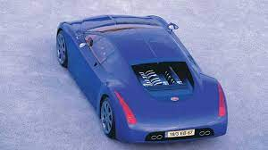 But these numbers were never verified. 1999 Bugatti 18 3 Chiron Concept We Forgot