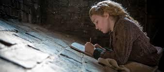 sophie n eacute lisse talks about her role as liesel meminger in the sophie neacutelisse talks about her role as liesel meminger in the book thief