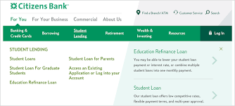Multiple Student Loan Calculator Citizens Bank Student Loans Review For 2019 Lendedu