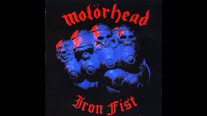 Motorhead iron fist lyrics