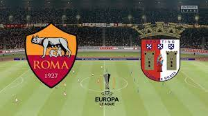 UEFA Europa League 2021 (R32) - Roma Vs SC Braga - 2nd Leg - 25th February  2021 - FIFA 21 - YouTube