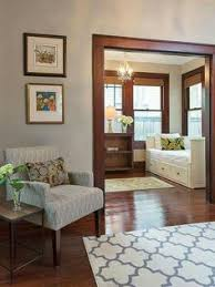 best paint colors with wood trimThe Best Neutral Paint Colours to Update Dark Wood Trim  Dark