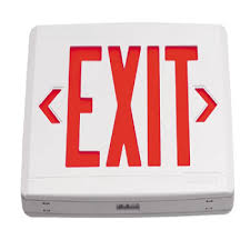 Chloride Lighting Emergency Lighting And Exit Signs Chloride Cxxl3rw Van