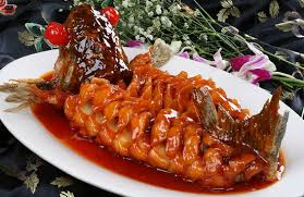 Sweet & Sour Fish