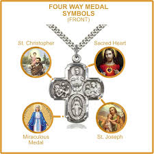 the meaning of four way medals