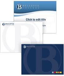 College Ppt Templates Bc Powerpoint Templates Publication Style Guide