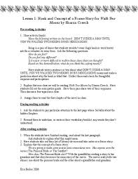 Frame Story Lesson Plans Worksheets Reviewed By Teachers