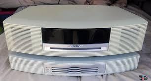 bose cd player. bose wave music system awrcc1 am/fm radio cd player \u0026 3 disc changer bose cd
