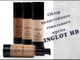 Обзор <b>тонального</b> крема INGLOT HD <b>Perfect</b> Coverup Foundation ...