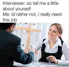 Funny Memes You Should See Before Going For A Job Interview