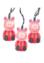 Peppa Light Peppa Pig 10 Light Set