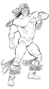 Small Picture Ultimate Warrior Coloring Pages Coloring beach screensaverscom