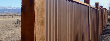 corrugated metal fence panels. Adorable Corrugated Metal Fence Panels E