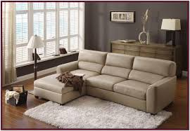 beige leather sofa living room ideas